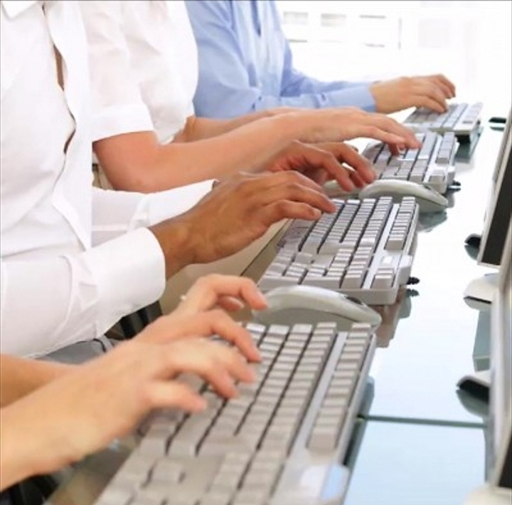 مطلوب موظفة إدخال بيانات للعمل في عمّان