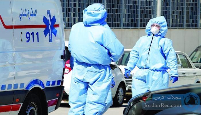 إصابات كورونا في الزرقاء والرصيفة