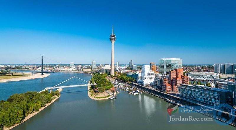"""السياحة في ألمانيا """"دوسلدورف"""""""