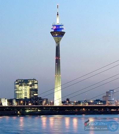 برج الراين-المانيا
