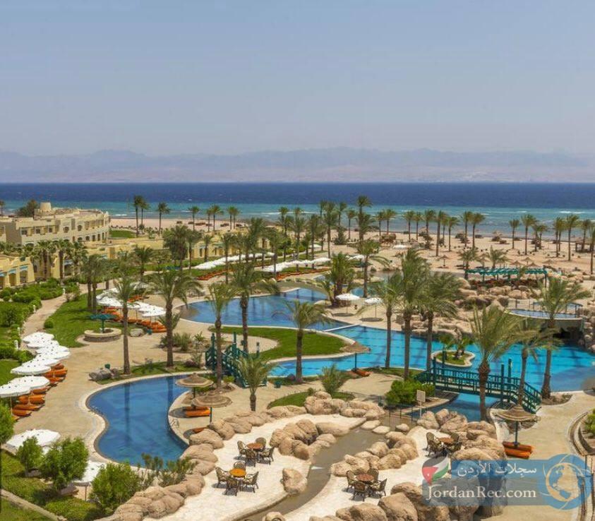السياحة في طابا المصرية وأجمل الفعاليات والأنشطة