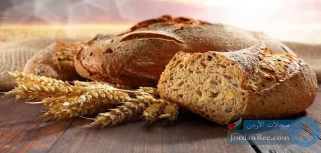 الفوائد الصحية لخبز القمح