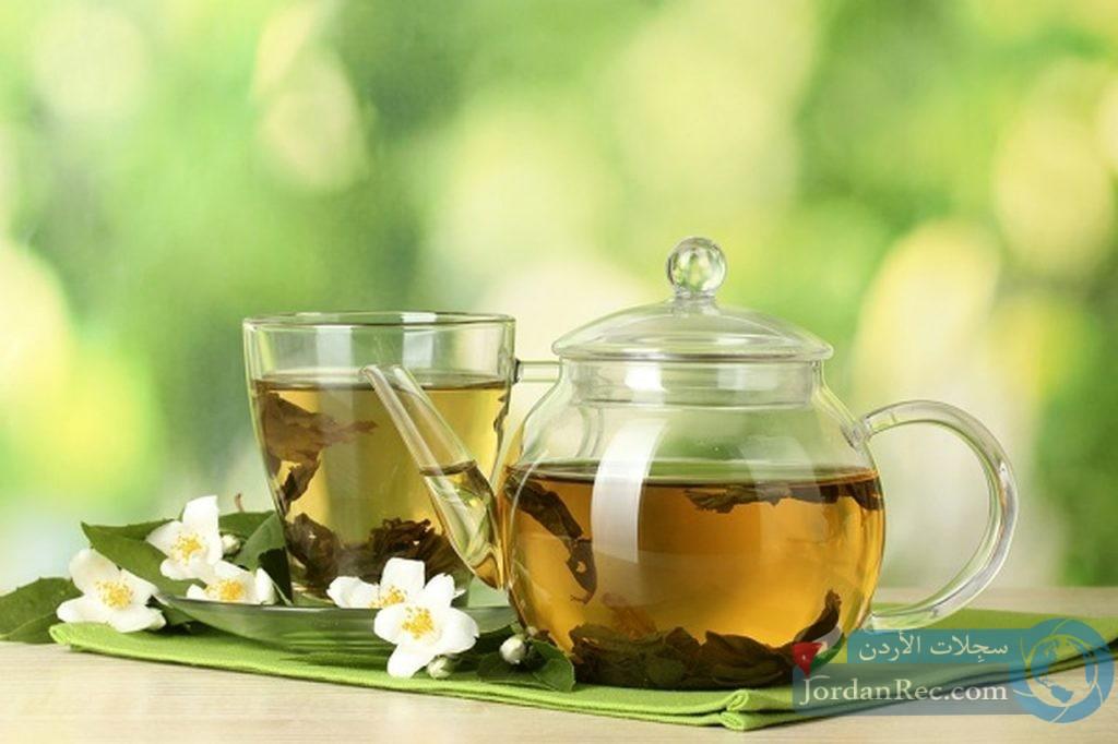 شاي الياسمين لن تتخيلي فوائد هذه العشبة مع الشاي الأخضر