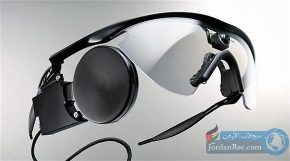 النظارة الطبية الذكية