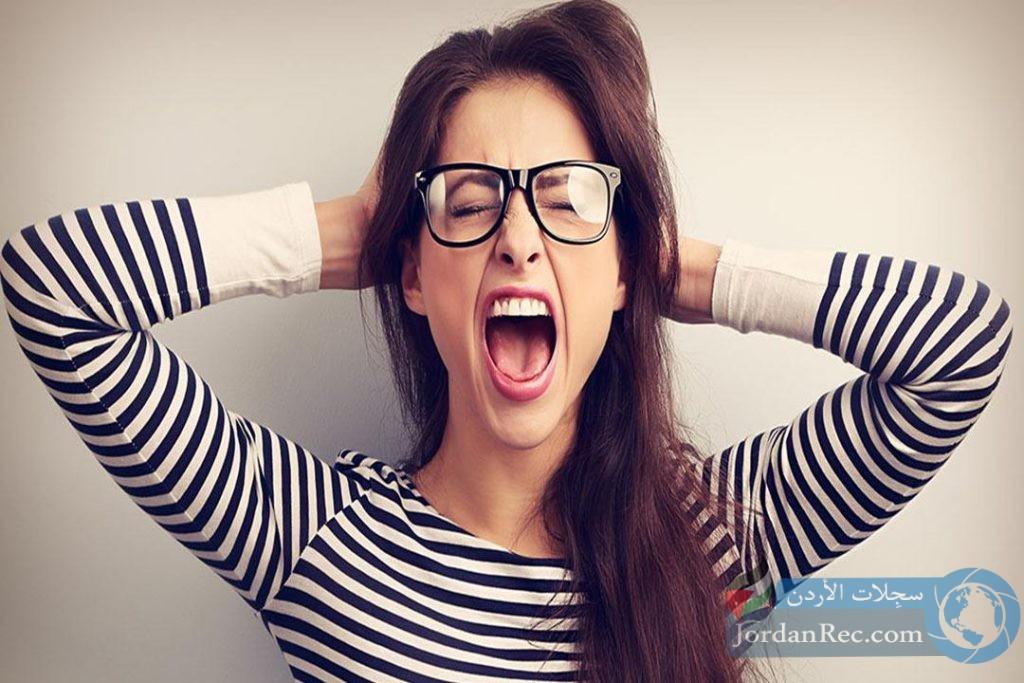علاقة النوم بالغضب والتوتر