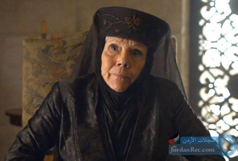 """وفاة ديانا ريغ بطلة مسلسل """"صراع العروش"""" بعمر 82 عامًا"""