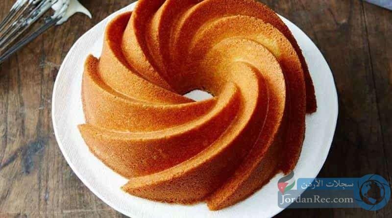 أسهل طريقة لصنع كيكة البرتقال بالمنزل!