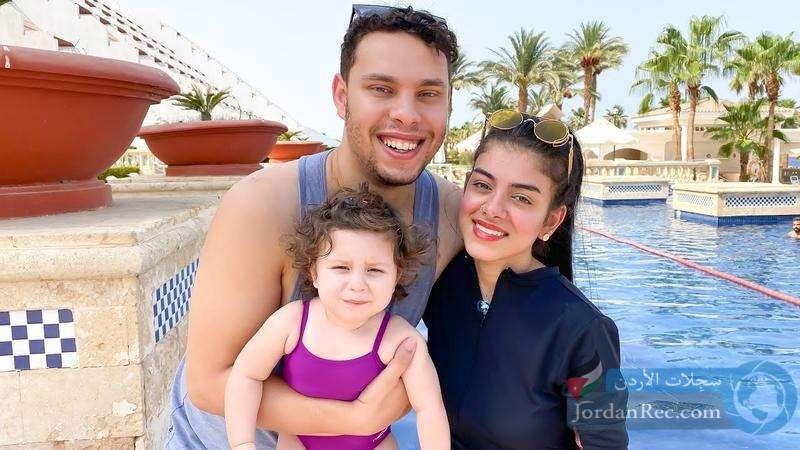 القبض على اليوتيوبر أحمد حسن وزينب بعد مقلب طفلتهما
