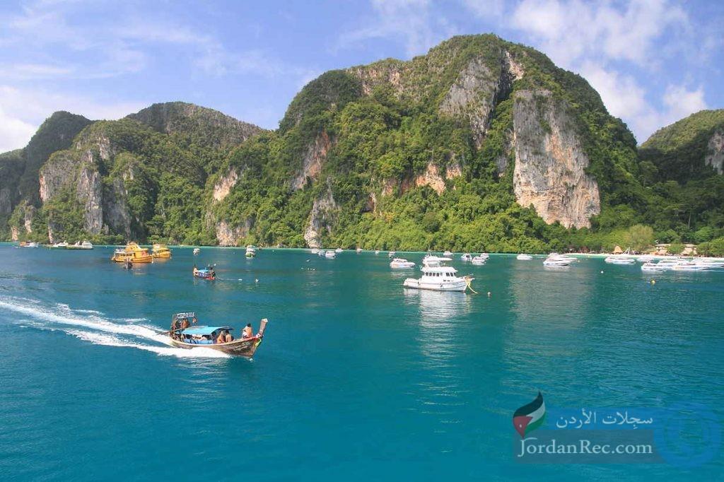 رحلة إلى تايلاند