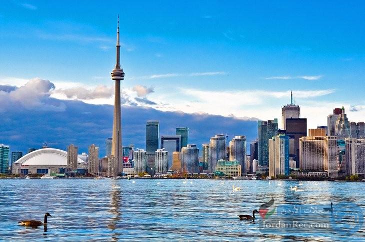 برج سي إن في تورونتو