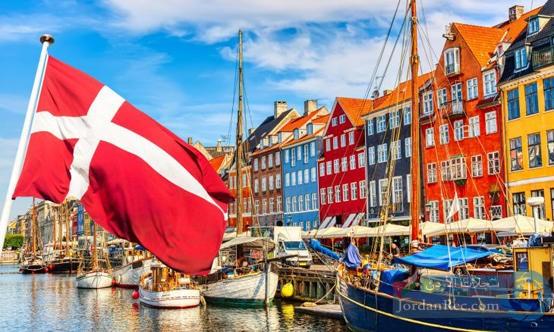 رحلة إلى الدنمارك