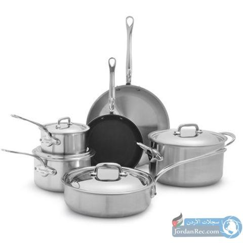 Mauviel M'collection de Cuisine 10-Piece Set