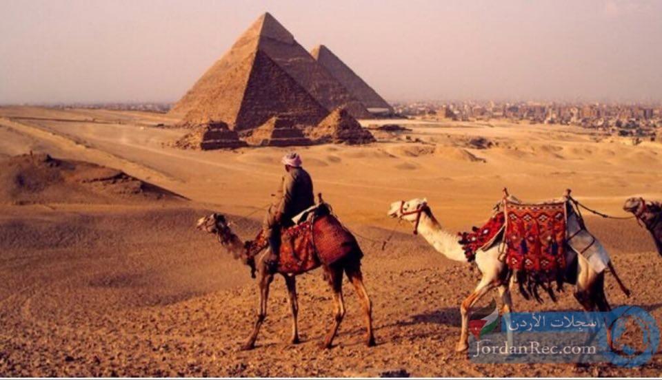 السياحة في أهرامات مصر أسرار حضارة وعظمة تاريخ