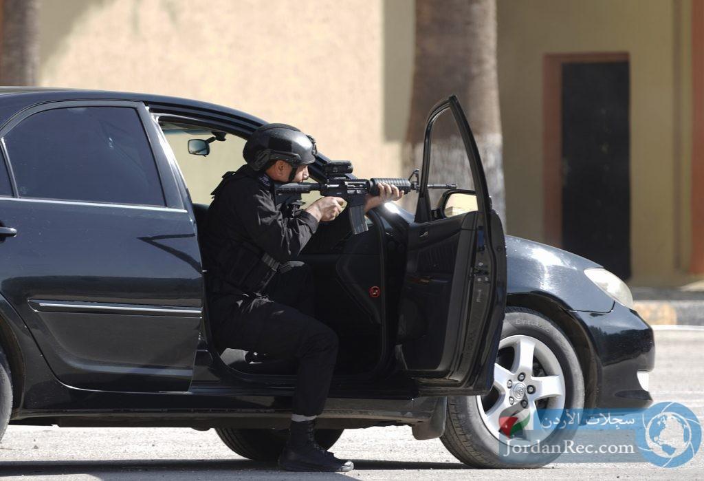 الأمن العام: القبض على 40 شخصاً روعوا المواطنين