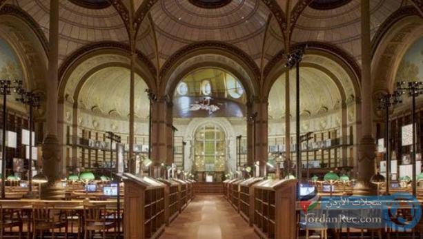 مكتبة دير ادمونت