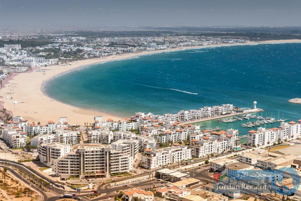 ما هي مدينة أغادير المغربية؟