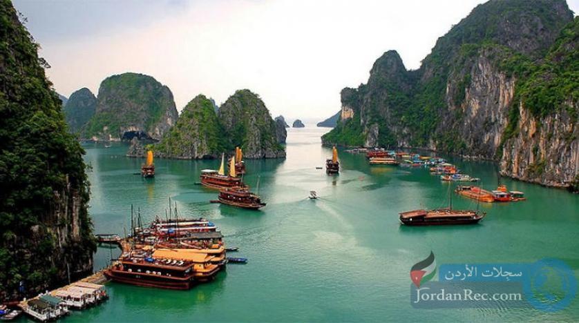 السياحة والطبيعة الخلابة في فيتنام