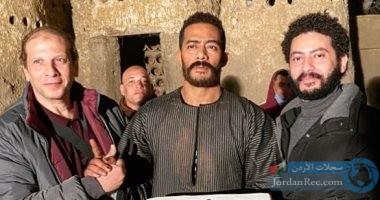 محمد رمضان من جديد ضمن كواليس مسلسل موسى
