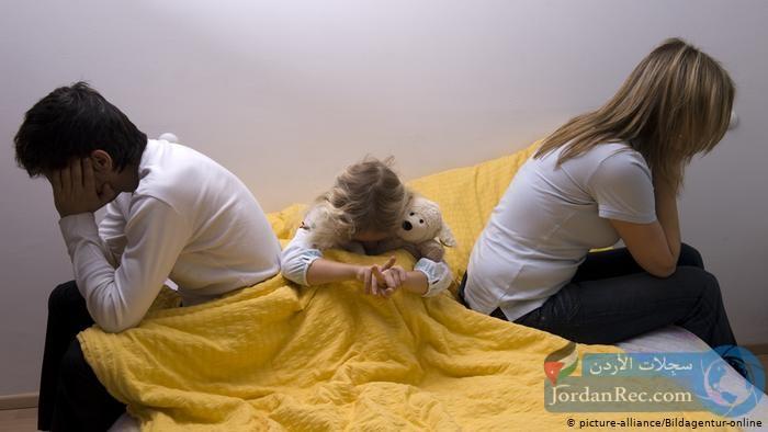 شعور الأهل بتأنيب الضمير تجاه طفلهم