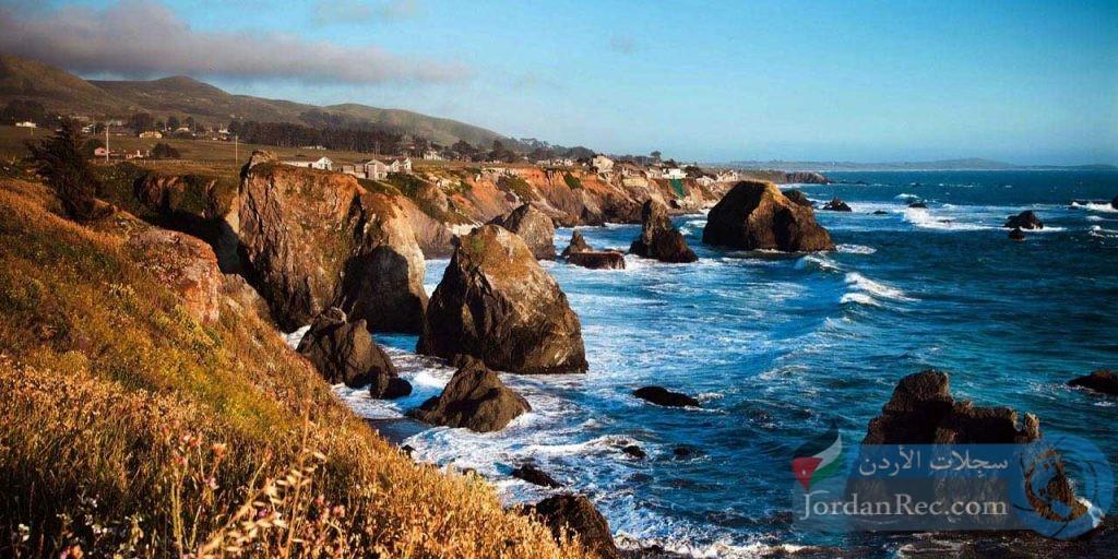 أماكن فريدة للزيارة في شمال كاليفورنيا