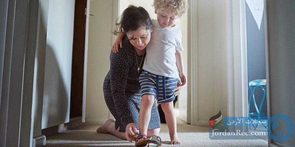 طرق مساعدة الأطفال في المراحل العمرية الانتقالية