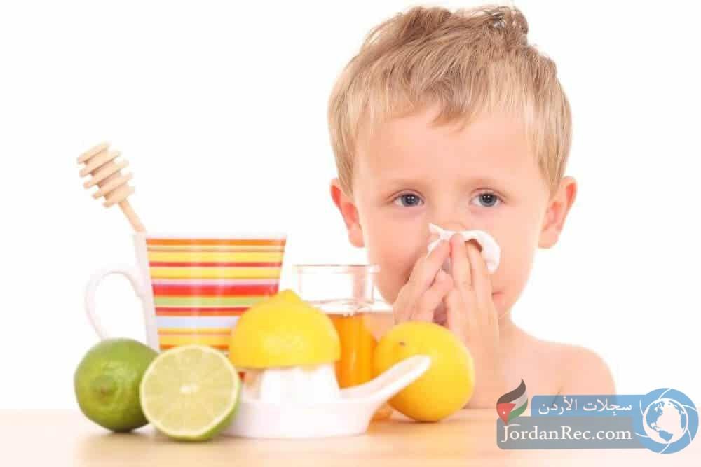 كيفية تعزيز جهاز المناعة لدى الأطفال