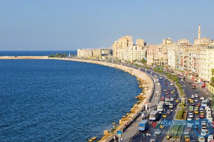 مناطق الجذب الأعلى تقييمًا في الإسكندرية