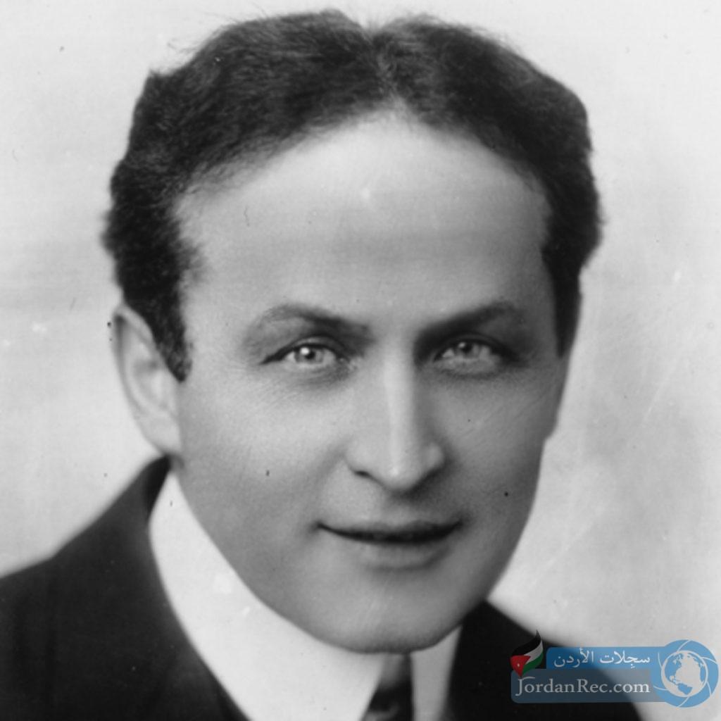 هاري هوديني harry Houdini
