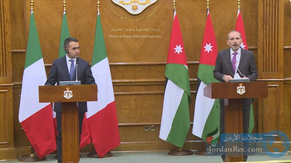 إيطاليا ستقدّم 235 مليون يورو لتمويل مشاريع تنموية في الأردن