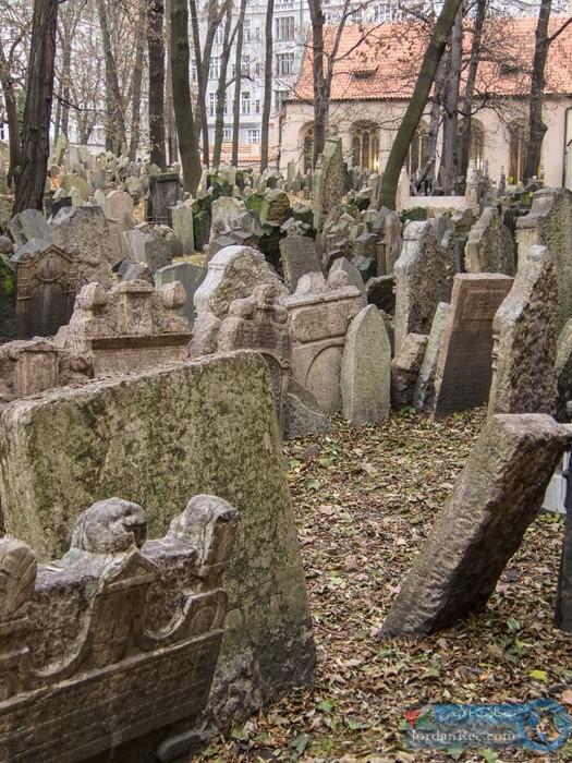 مقبرة اليهود القديمة (old jewish cemetery)