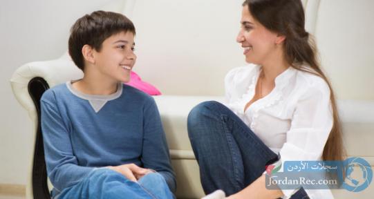 كيف تتعامل مع أطفالك الذكور