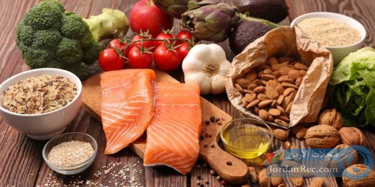 الأطعمة التي تساعد في تقليل آلام الركبة والظهر