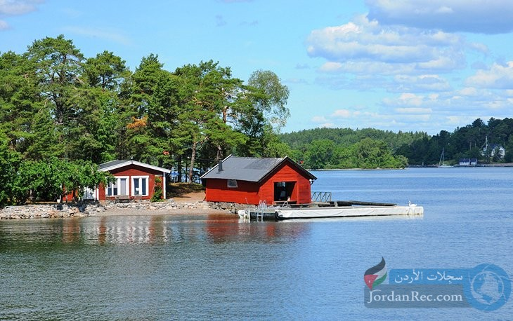 مناطق الجذب السياحي الأعلى تقييمًا في السويد