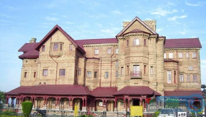 قصر عمار محل - حيث تكمن الأسطورة