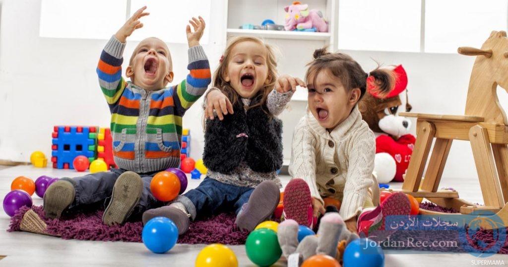 ماذا تفعل إذا كان طفلك يعض أطفالًا آخرين في الحضانة
