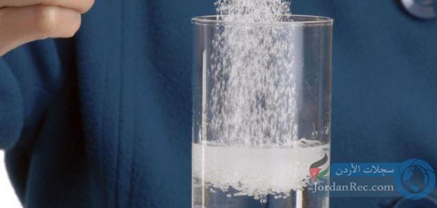 تعرف على فوائد الماء والملح