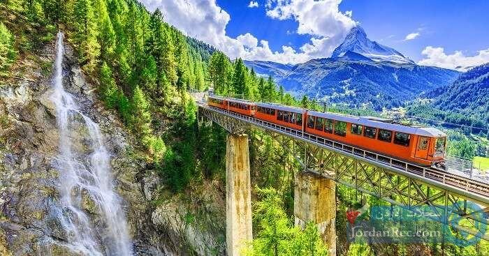 الأشياء تجعل من زيارة سويسرا في شهر مايو تجربة رائعة