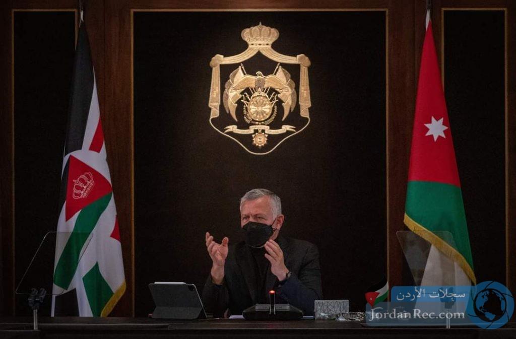 الملك يؤكد ضرورة تخفيف حدة إجراءات الحظر لتحريك عجلة الاقتصاد