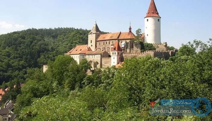 قلعة كريفوكلات