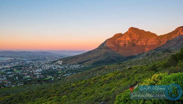 منتزه جبل تيبل الوطني - أكثر الأماكن السياحية شهرة في جنوب إفريقيا
