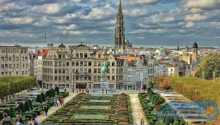 بروكسل: الحياة الليلية والتسوق