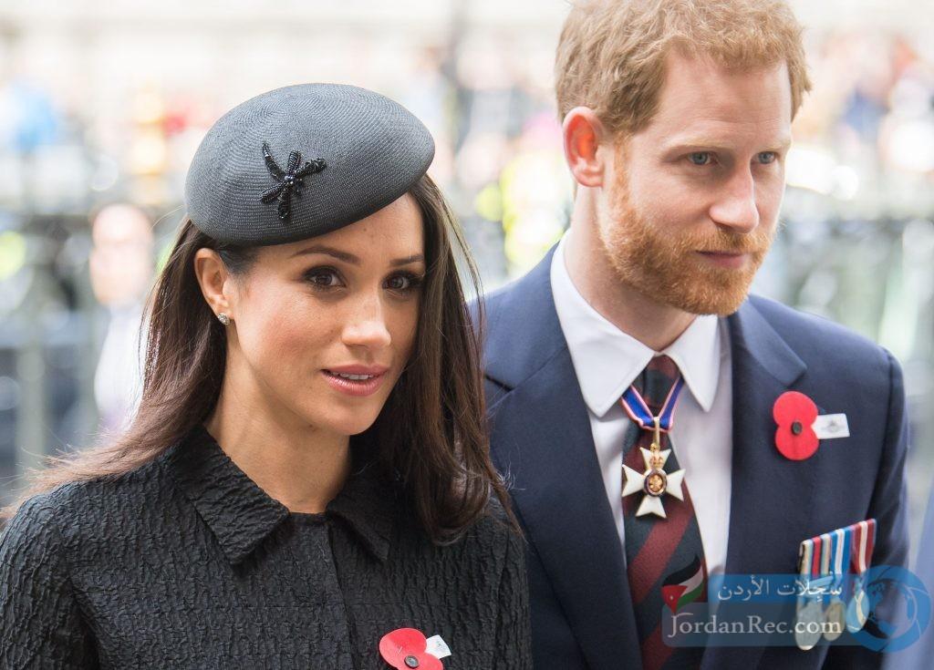 الإعلان عن أول مسلسل بمشاركة الأمير هاري وميغان