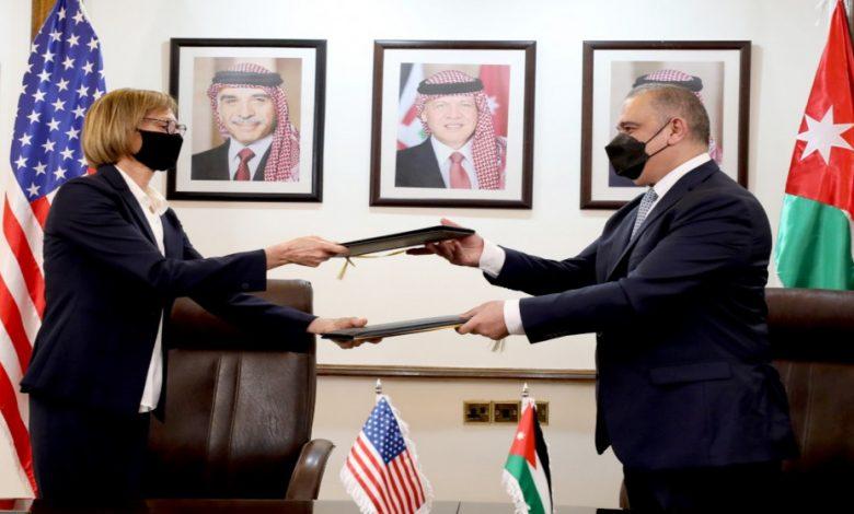 تحويل الدفعة الأولى من المنحة الأميركية للأردن وهذه قيمتها