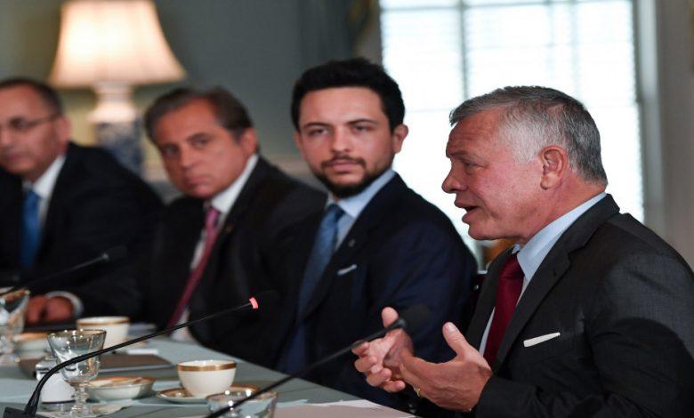 الملك يبحث جهود الأردن الاقتصادية مع البنك الدولي وصندوق النقد الدولي