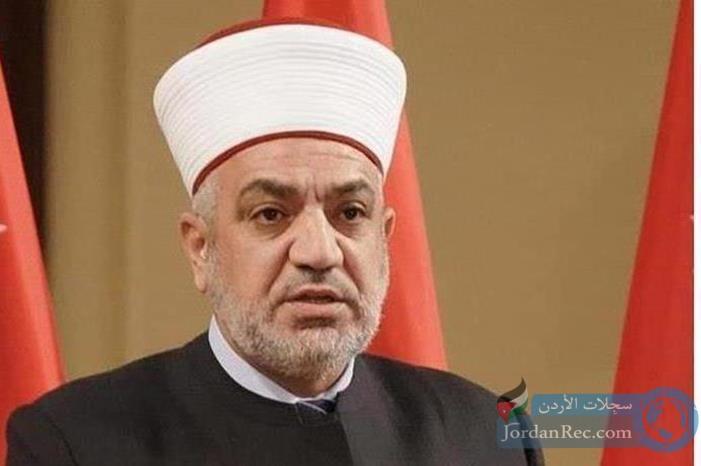 تعميم من وزير الاوقاف على جميع مساجد المملكة